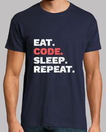 Eat, Cube, Sleep, Repeat