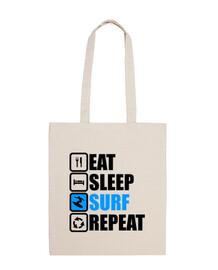 eat dormire Surf rep eat