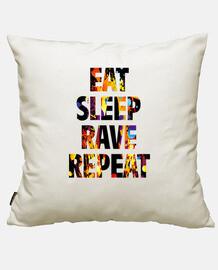 eat répétition rave du sommeil