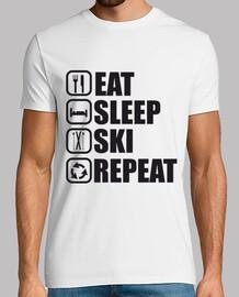 eat ripetere sci sonno