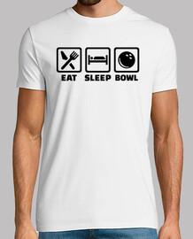 eat sleep bowl bowling