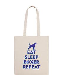 Eat, Sleep, Boxer