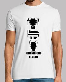 Eat Sleep Champions League