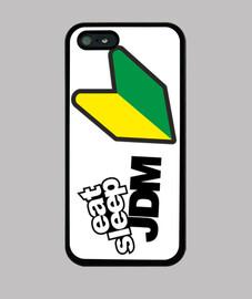 Eat, Sleep, JDM - Funda iPhone 5s