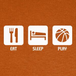 Tee-shirts Eat, Sleep, Play