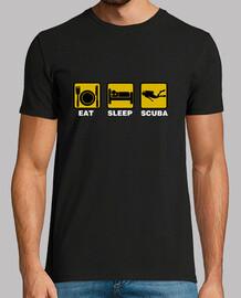 Eat, Sleep, Scuba