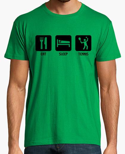 Camiseta Eat, Sleep, Tennis