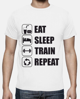 eat,sleep,train,repeat