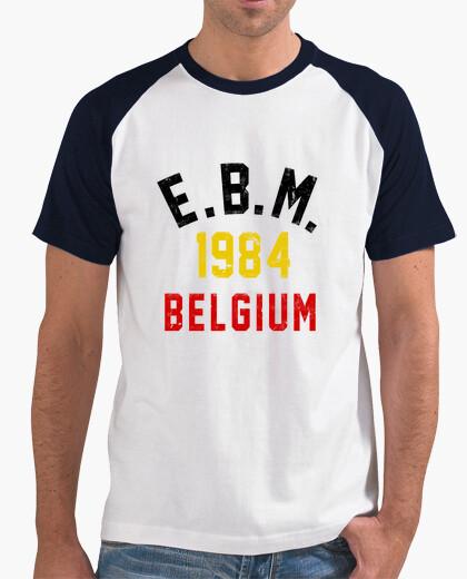 Camiseta ebm educación especial.