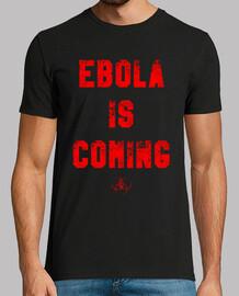 ebola è coming