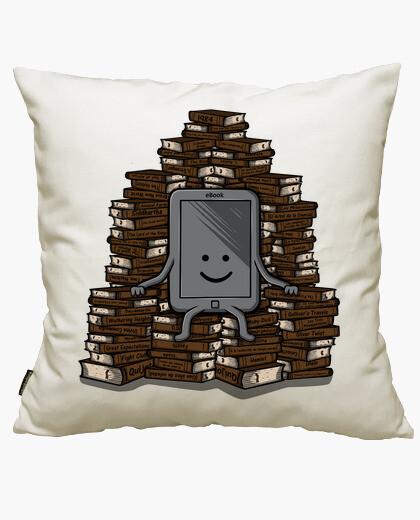 Ebook throne cushion cover