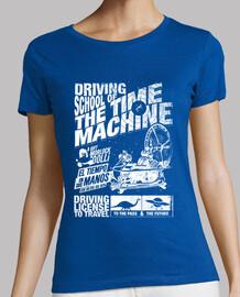école de conduite de machines à voyager dans le temps