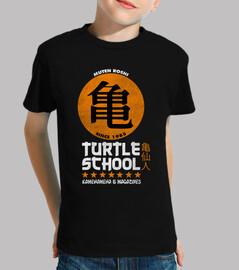 école de tortues