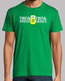 écologique pense recycler vert