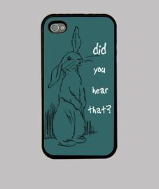 écoute lapin