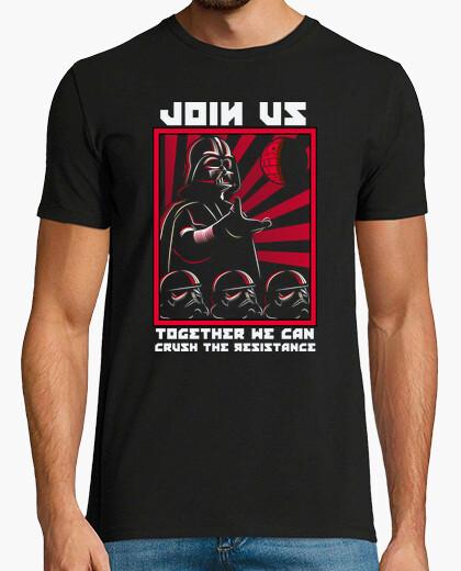 Tee-shirt écraser la résistance