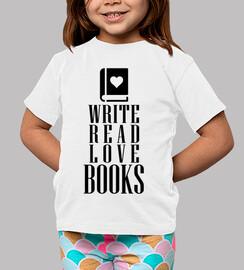 écrire lire des livres d39amour