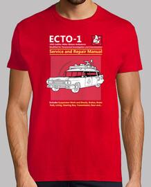 ecto-1 de servicio y manual de reparaciones