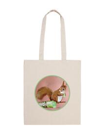 écureuil et calippo (vieux style)