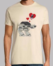 ED-209 In Love (Robocop)