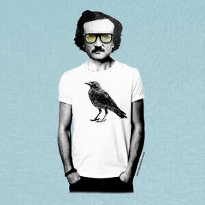 Camisetas Edgar Allan Poe, Mola