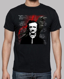 edgar allan poe red crow