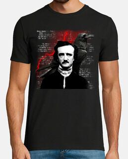 edgar allan poe red crow