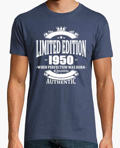 Camiseta edición limitada 1950