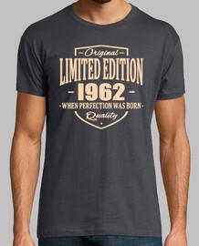 edición limitada 1962