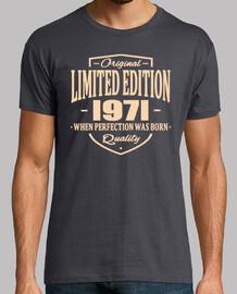 edición limitada 1971