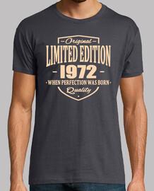 edición limitada 1972
