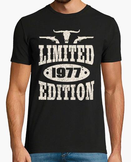 Camiseta Edición limitada 1977