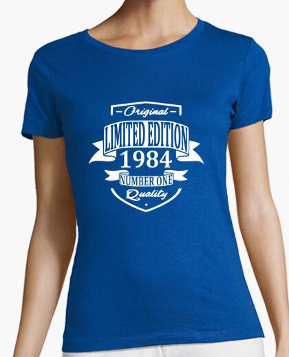 Camiseta edición limitada 1984