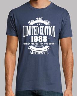 edición limitada 1988