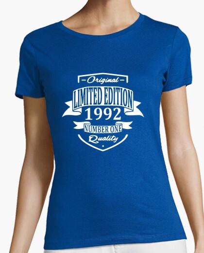 Camiseta edición limitada 1992