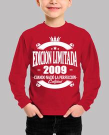 edición limitada 2009