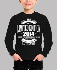 edición limitada 2014