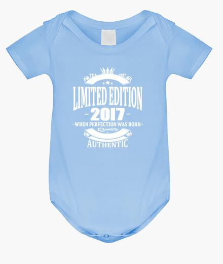 Ropa infantil edición limitada 2017