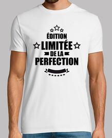edición limitada de la perfección