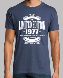 édition limitée 1977