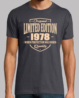 édition limitée 1978