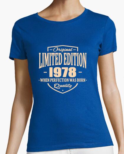 Tee-shirt édition limitée 1978