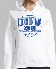 Édition limitée 2001