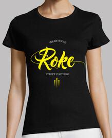 Ed.Roke - Camiseta mujer