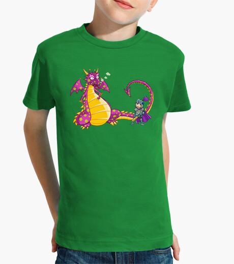 Vêtements enfant eduardo et le dragon