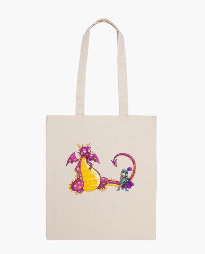 Bolsa Eduardo y el Dragón