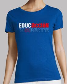 educa acción disidente _ ♀ m/c