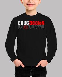 educa acción disidente _ peq.m/c