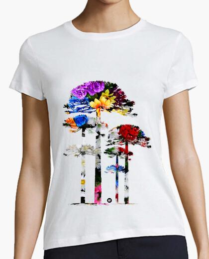 Tee-shirt ee t-shirt femme 005