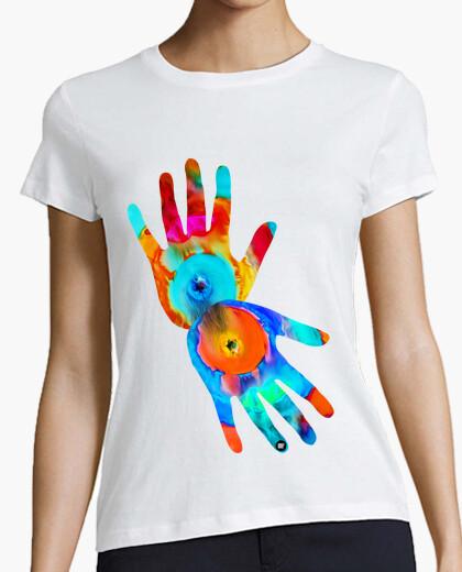Tee-shirt ee t-shirt femme 024